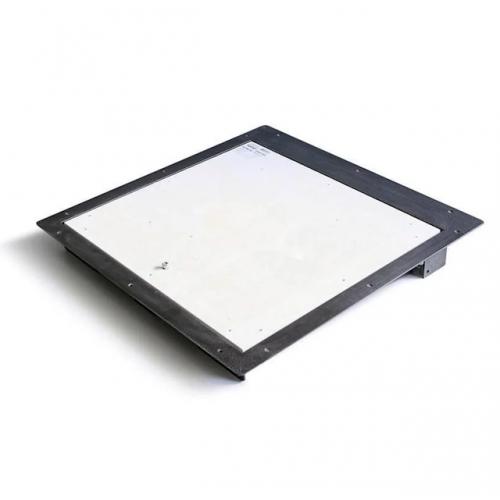 Grīdas revīzijas lūka zem flīzes BAULuke G50x120P
